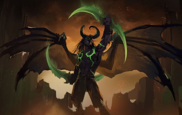 Blizzard Entertainment - Illidan