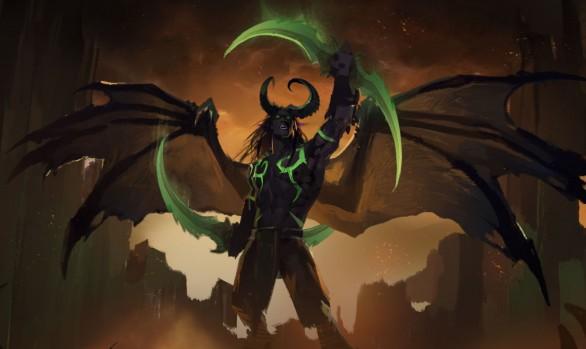 Blizzard Entertainment - Illidan